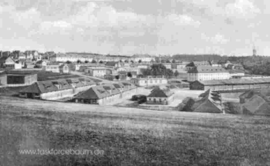 Camp Hammelburg in 1937